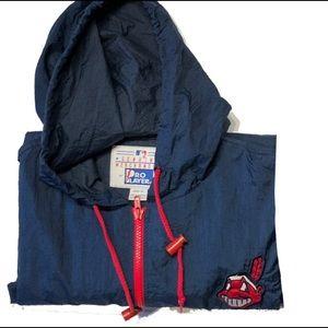 Pro Player Jackets & Coats - Cleveland Indians Chief Wahoo Jacket XL